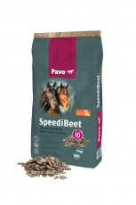 Pavo SpeediBeet - High-fibre, quick soaking beet pulp flakes