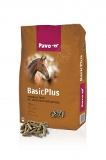 Pavo BasicPlus - The basic pelleted feed for every horse and pony