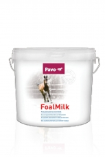 Pavo FoalMilk - An excellent alternative to mare's milk