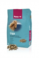 Pavo Liga - The concentrate for Icelandic horses and other good doers