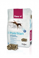 Pavo Podo®Start - Small pellets for young foals