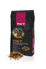 Pavo Triple P - Pavo power performance muesli for quick release energy