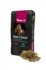 Pavo Ease&Excel - Innovative blend to support gastric function