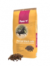Pavo Cereals - Peeled Black Oats - Top quality cereals