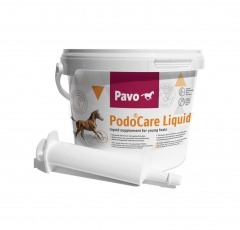 Pavo Podo®Care Liquid - Foal paste to support good bone growth