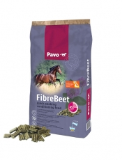 Pavo FibreBeet - The best possible support for recovery