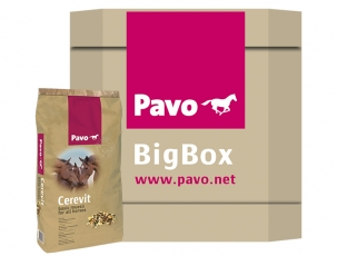 Pavo Cerevit - The complete basic muesli for every horse and pony