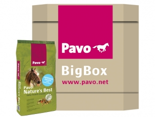 Pavo Nature's Best - The daily healthy muesli